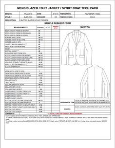 Instead of developing garment spec sheets from scratch and manually calculating apparel size grading, use our Fashion Tech Pack Templates and Sample Specs for Women, Men, Plus Size, and Childrenswear to easily prepare your apparel designs for production! Fashion Sketch Template, Fashion Design Template, Fashion Templates, Flat Drawings, Flat Sketches, Cost Sheet, Tailoring Techniques, Fashion Terms, Tech Pack