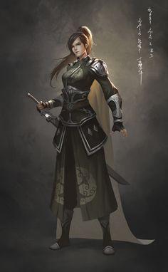 Samurai / Paladin