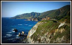 Monterey Bay, CA.