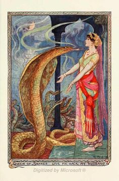 Andrew Lang's The Olive Fairy Book
