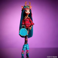 Monster High Isi Dawndancer Doll