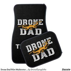 Shop Drone Dad Pilot Multirotor Quadcopter Car Floor Mat created by DroneFlyingGifts. Cool Car Accessories, Car Floor Mats, Cool Cars, Pilot, Flooring, Cool Stuff, Design, Cool Car Gadgets, Pilots