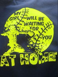 Softball catcher shirt by AlteredGoodsStore on Etsy Softball Logos, Softball Memes, Softball Workouts, Softball Mom Shirts, Softball Cheers, Softball Pitching, Softball Gifts, Girls Softball, Fastpitch Softball