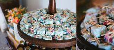 Bem casado de Brownie, mas gostei mesmo da embalagem Olenka Brownies 6