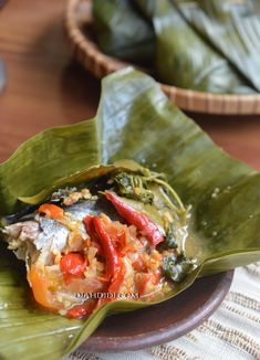Diah Didi's Kitchen: Botok Ikan Patin
