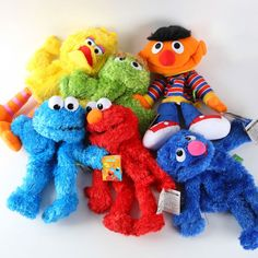 Cartoon Sesame Street Hand Puppet Fantoche Doll Large Puppet Soft Plush Toy For Children Kids - Kid Shop Global - Kids & Baby Shop Online - baby & kids clothing, toys for baby & kid Sesame Street Puppets, Sesame Street Toys, Toddler Toys, Baby Toys, Kids Toys, Elmo Toys, Paw Patrol Toys, Puppet Toys, Baby Shop Online