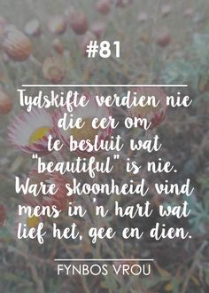 Afrikaans, Poetry, Faith, Christian, Quotes, Type 3, Gift Ideas, Facebook, Quotations