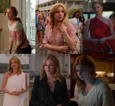 Revenge style... Emily Thorne/Amanda Clarke is so chic!
