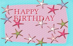 Send this sparkling birthday wsih to your loved ones on their special day. Get this now ->