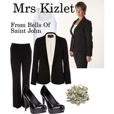 Mrs Kizlet Bells of Saint John