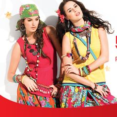 Reliance Trends' #SS13 #Desi Collection  https://www.facebook.com/RelianceTrends