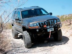 Check out the trucks submitted for the August 2009 edition of Readers Rides including a 1995 GMC a 1997 Ford a 1979 Dodge Ramcharger, a 2000 Jeep Grand Cherokee, a 2000 Toyota Tacoma, a 2000 Jeep Wrangler, and more inside & Off-Road Magazine. Grand Cherokee Lifted, Jeep Cherokee, Jeep Truck, 4x4 Trucks, Jeep Wrangler Lifted, Lifted Jeeps, Jeep Wranglers, Jeep Names, Jeep Wk