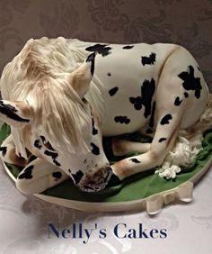 baby horse cake