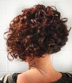 Cute Bob Curly Haircuts