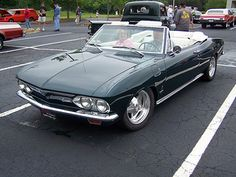CORVAIR MONZA | by classicfordz