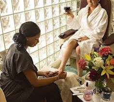 Fabulous Pedicures at Healing Beauty Day spa in Somerset West