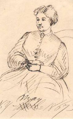 William Sidney Mount, 1867