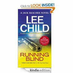 Amazon.com: Running Blind (Jack Reacher, No. 4) eBook: Lee Child: Books