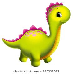 Cute illustration of a dinosaur. Jurassic World Poster, Die Dinos Baby, Baby Dinosaurs, Dinosaur Illustration, Boy Illustration, Cartoon Dinosaur, Cute Dinosaur, Cute Images, Cute Pictures