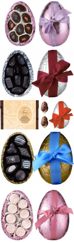 Easter eggs created by Vivianne Westwood