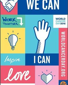 4th February is World Cancer Day. Mark your calendar now. :) . #Annona #BringingWellnessToOthers #WorldCancerDay by annonaofficial