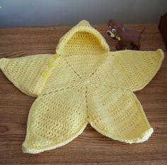 "Twinkle, Twinkle...18""baby - Free Original Patterns - Crochetville- so cute - for those who prefer crochet to knit"