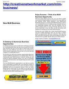 mlm-business-new-18117916 by retrofaz via Slideshare