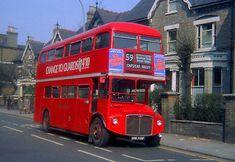Routemaster, Double Decker Bus, Bus Coach, London Bus, London Transport, Busse, Antiquities, Coaches, Great Britain