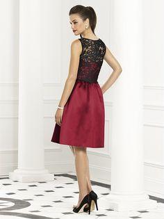 After Six Bridesmaid Style 6656 http://www.dessy.com/dresses/bridesmaid/6656/?color=burgundy&colorid=8#.VbPQKvlViko