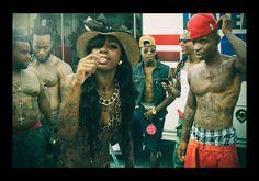 Clubs de striptease, Cadillacs y pool parties: fotografías del sur de EUA