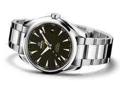 fe667b1cb66 Omega Men s 21230362003001 Seamaster300 Analog Display Swiss Automatic  Silver Watch  Amazon.co.uk  Watches