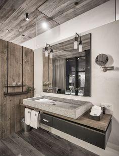 salle de bain Aubrac