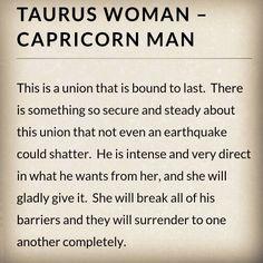 Taurus Woman Capricorn Man 119