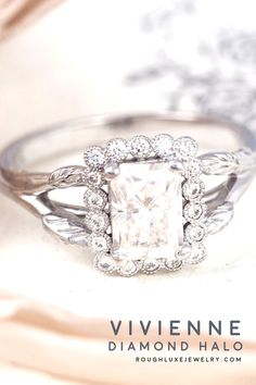 Jewels By Lux 14k White Gold 1//8 CTW Diamond Petite Square Ring Size 7