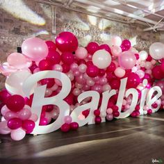 Bachelorette parties 793266921853147830 - How To Throw a Barbie Themed Bachelorette Party — Got Your Bach Source by gotyourbach Barbie Party Decorations, Barbie Theme Party, Barbie Birthday Party, Birthday Party Themes, Girl Birthday, 18th Party Themes, Pink Birthday Decorations, Barbie Bachelorette, Bachelorette Party Themes