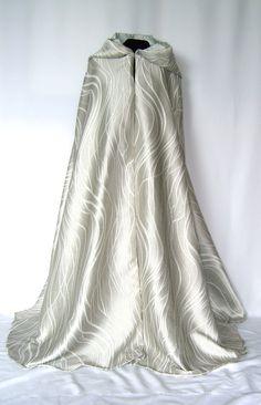 Lothlorien Cloak a full length lined elegant by TheCenturiesChest, $275.00