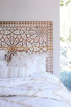 boho bedroom decoration