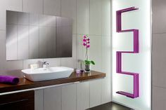 Modern Bathroom Accessories, Contemporary Towel Racks and Room Heaters You are in the right place ab Contemporary Bathrooms, Contemporary Decor, Towel Rack Bathroom, Towel Racks, Modern Bathroom Accessories, Design, Home Decor, Google, Inspiration