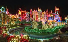 amazing christmas lights display images | ... Light Show Background In 1920x1200 Resolution Amazing Christmas Lights