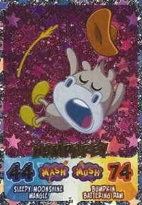 Moshi Monsters Moshling Madness Humphrey Holographic Card #moshimonsters