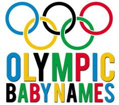 An Olympic Parade of Baby Names