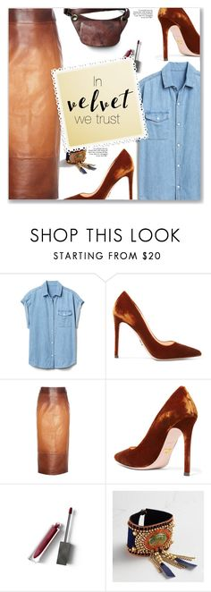 """""""Velvetta"""" by peony-and-python on Polyvore featuring Gap, Prada, Tom Ford and Burberry"""