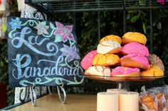 Sweets at a Mexican Fiesta Bridal Shower #mexicanfiesta #bridalshower