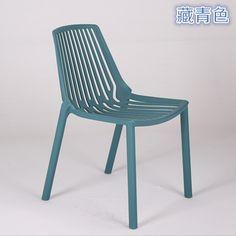 镂空现代简约休闲椅靠背餐椅子 户外塑料椅时尚椅创意洽谈桌椅-淘宝网