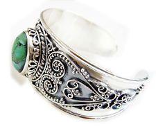 Turquoise 925 Sterling Silver Bracelet resplendent Multi jaipur AU gift