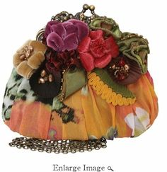 Mary Frances Mini Bag Jewel Bug