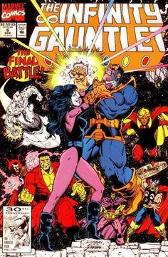 The Infinity Gauntlet #6 - The Final Confrontation