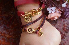 pulseira in love  ou pulseira chave do amor. R$28,00