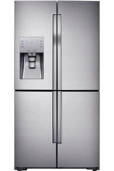 Réfrigérateur multi-portes RF56J9040SR INOX Samsung