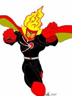 adam warlock/firestorm